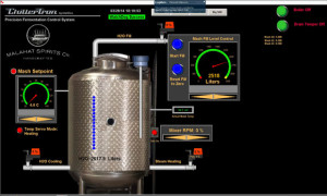 Automated temp control distilleryy